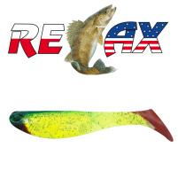Relax - Gumová nástraha Kopyto 6 - Barva S223R - blister 3ks - 15cm