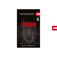 Carp Whisperer háčky Longshank Barbless vel. 4 (LSB4)
