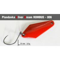 Silver Bream - Plandavka ROMBUS gramáž 3,0g - barva 006