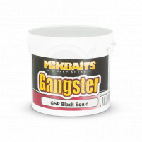 Mikbaits - Obalovací těsto Gangster 200g - GSP Black Squid