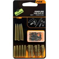 FOX - Set závěska + převlek + převlek proti zamotání + obratlíky vel. 7
