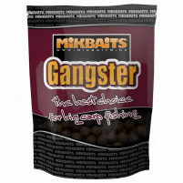 Mikbaits - Boilie Gangster 1kg / 24mm - GSP Black Squid