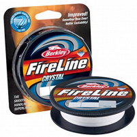 Berkley - Šňůra Fireline Crystal 0,25mm - 17,5kg 110m