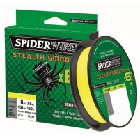 SPIDERWIRE - Šňůra Stealth smooth 8 - 0,12mm - 10,7kg - 150m - yellow