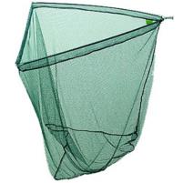 Carp System - Síť na podběrák 100x100cm zelená pogumovaná