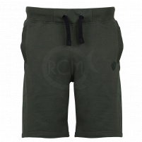 FOX - Kraťasy Green/black jogger short, vel. M zelené