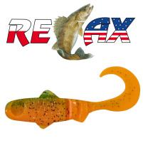 Relax - Gumová nástraha Banjo 2  - Barva L095 - blister 5ks - 5,5cm