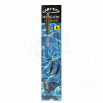 Carp´R´Us - Ready Combi Rig Stiff Link 50 lbs - Smooth 25 lbs CNT vel.6