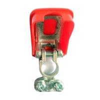 EBIENNE - Akusvorka rychloupínací 11502R červená pro plusový pól