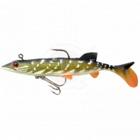 SPRO - Powercatcher Super Natural Baitfish s jigem a háčkem  14cm - Pike Dull