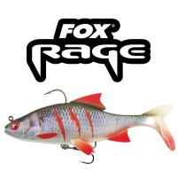 Fox Rage - Nástraha Replicant roach 18cm / 85g - Wounded roach