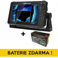 Lowrance - Echolot HDS-9 LIVE with Active Imaging 3-in-1 (ROW) + Baterie ZDARMA !