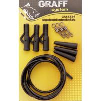 GRAFF - Bezpečnostní sestava Big carp, černá