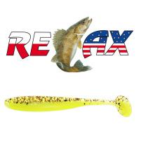 Relax - Gumová nástraha Bass 5 - Barva L034 - blister 3ks - 12,5cm