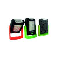 BC - Baterie - Svítilna Worklight 20+3 led Červená