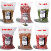 CARP ONLY - Boilies Frenetic A.L.T. 20mm 5kg - Liver