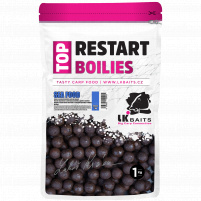 LK Baits Top ReStart Boilies Sea Food  24 mm, 1kg