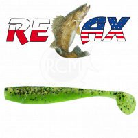 Relax - Gumová nástraha Kingshad 3 - Barva L635 - sáček 4ks - 7cm