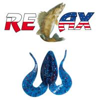 Relax - Gumová nástraha Banjo Frog 3 Barva - L181 - blister 2ks - 9cm