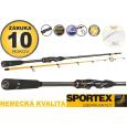 Sportex - Prut Absolut NT 2,1m 12 - 37g 2-Díl