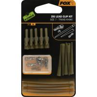 FOX - Set Zig lead clip kit vel. 7