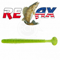 Relax - Gumová nástraha Texas 4 - Barva L590 - blister 4ks - 10cm