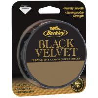 BERKLEY - Šňůra Black Velvet - 0,10m -11,9kg - černá Návin