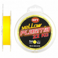WFT - PLASMA Round Žlutá 0,22mm/27kg/150m