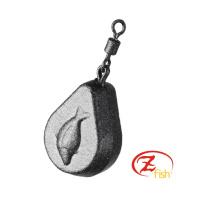 Zfish - Zátěž Flat Pear Lead