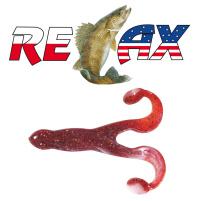 Relax - Gumová nástraha Turbo Frog 4 - blister 2ks - 10cm