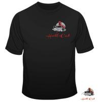 Hell-Cat - Tričko Černé Classic