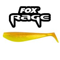 Fox Rage - Gumová nástraha Zander pro shad ultra UV 10cm - Sun dance