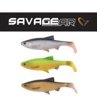 SAVAGE GEAR - Umělá nástraha s háčkem Roach paddle tail