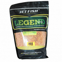 JET FISH - PVA mix Legend range 1kg - Chilli Tuna + A.C. Chilli