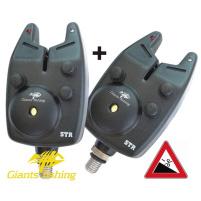 Giants Fishing Hlásič Bite Alarm STR ( 12V Baterie) AKCE 1+1