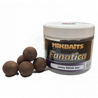 Mikbaits - Extra hard Boilie Fanatica 300ml / 24mm - Losos Ráček Asa