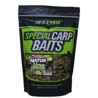 JET FISH - Pelety NATUR line 1kg 12mm - Kukuřice