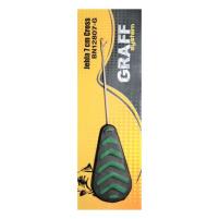 GRAFF - Jehla Croos 7cm - Zelená