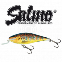 Salmo - Wobler Executor shallow runner 7cm - Trout