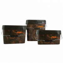 FOX - Kbelík Camo square bucket 10L