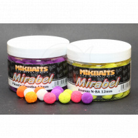 Mikbaits - Boilie Mirabel fluo 150ml / 12mm - Oliheň