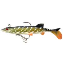 SPRO - Powercatcher Super Natural Baitfish s jigem a háčkem  12cm - Pike Dull