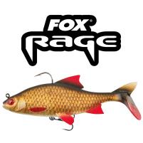 Fox Rage - Nástraha Replicant roach 18cm / 85g - Hot roach