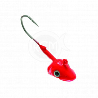 ICE fish - Jig ryba barva červená