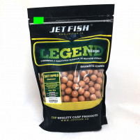JET FISH - Boilie LEGEND 1kg 16mm - Ořech/Javor