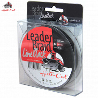 Hell-Cat - Návazcová šňůra Leader Braid Line Black - 1,20mm - 100kg - 20m