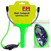 Carp System - Prak AC žluto/zelený + guma