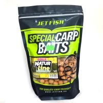 JET FISH - Boilie NATUR line 800g 20mm - Kukuřice