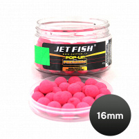 JET FISH - POP UP Boilie PREMIUM CLASSIC 16mm / 60g - Jahoda/Brusinka