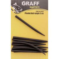 GRAFF - Převlek Anti-tangle 5cm, černá